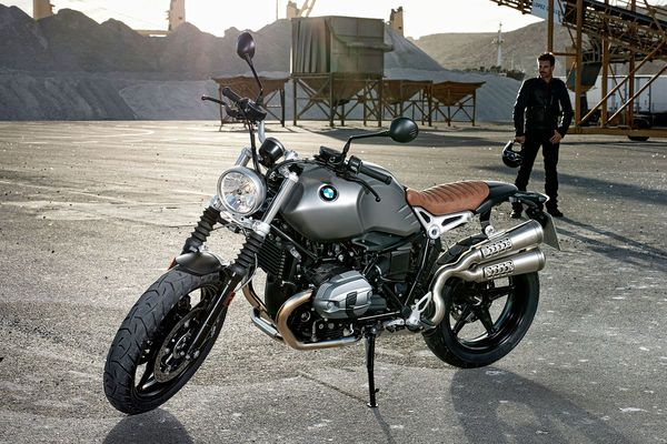bmw r nine t scrambler retro bike auf stollen motocycle. Black Bedroom Furniture Sets. Home Design Ideas