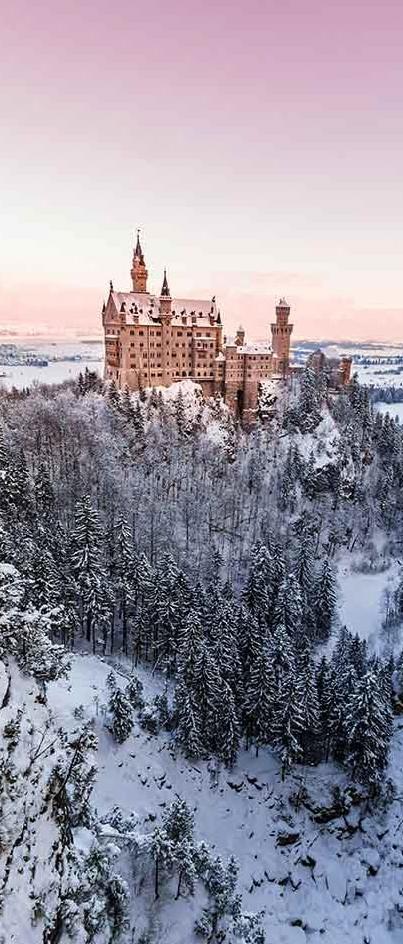 Neuschwanstein Castle Bavaria Germany Schone Orte Schloss Neuschwanstein Schone Reiseziele Deutschland