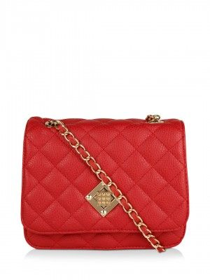 FOREVER NEW Quilted Sling Bag | ladies bags online shopping ...