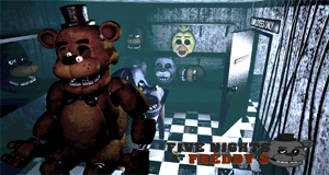 COLECCION FIVE NIGHTS AT FREDDY