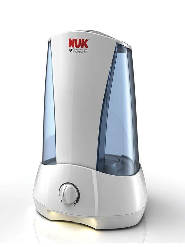 Cool Mist Ultrasonic Humidifier #ILoveNUK | Ultrasonic cool