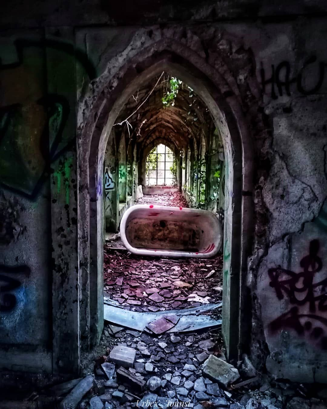 Pin On Abandoned Buildings & Urban Exploration