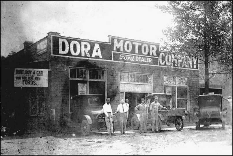 Dora Motor Co Dora Al Historical Place Walker County Sweet