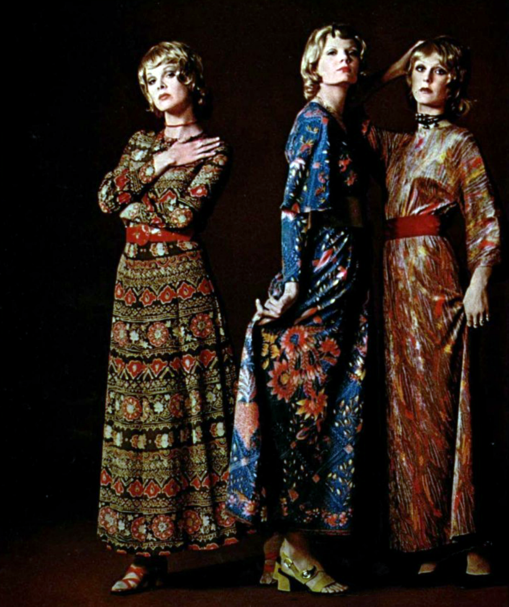 l'Officiel de la mode 1971