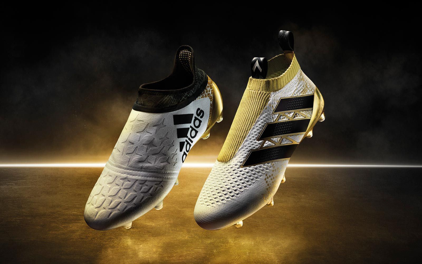 Adidas Ace 16 Purecontrol And X 16 Purechaos Boots From The Stellar Pack Best Soccer Cleats Soccer Boots Soccer Shoes