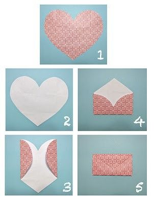 Cute and easy envelopes