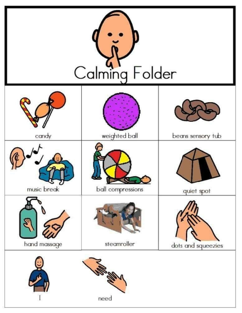 Pin by Becky Constantino on File folder games | Sensory diet