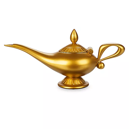 Figurines Keepsakes Shopdisney Genie Lamp Aladdin Lamp Aladdin