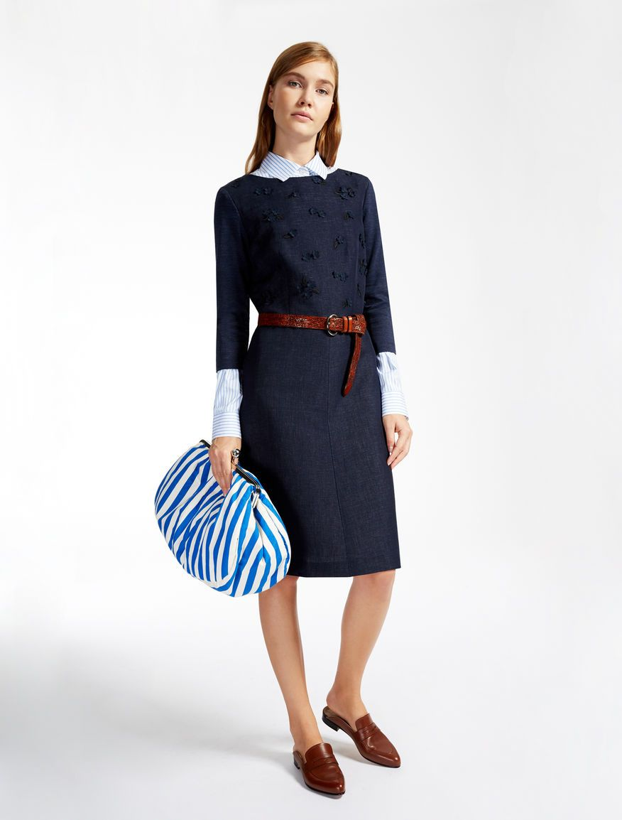 ed6a4044c9 Striped Pasticcino Bag Weekend Maxmara