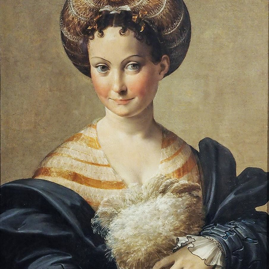 Good morning today I want to introduce you #Parmigianino 's #Schiava Turca. This painting at present is in #Roma at the #scuderiedelquirinale . It will come back to #Parma in June. Come and see it! It's a real #masterpiece of #Italian #art of the 16. century #italianpeople #turismoer #beniculturali #emiliaromagna #top_italia_photo #unquadroalgiorno #tourguide #tourdriver #guidedtours #vivoemiliaromagna #vivoparma #loves_parma #volgoparma by giulia_tourguide