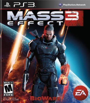 Amazon.com: Mass Effect 3: Playstation 3: Video Games