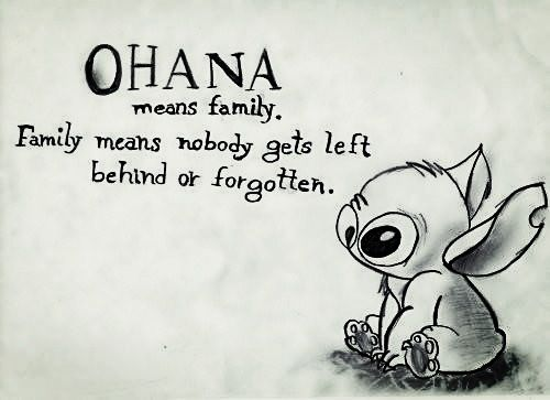 Pinterest Disney Quotes: Ohana, Disney Quotes