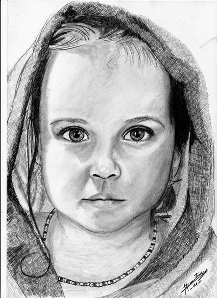 Portrait Zeichnen Lernen In 6 Schritten Zu 3