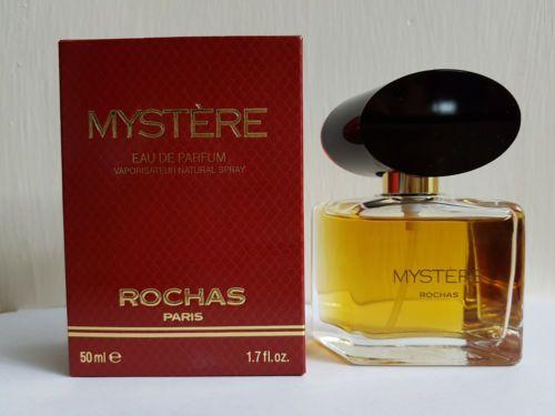 De Parfum Eau Mystere Rochas 50 Ml ZOiukXPT