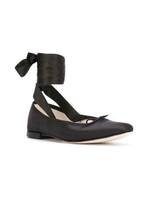 80f17ab9ed Repetto Anna satin ballerinas | Cute Ballerinas | Ballerina shoes ...