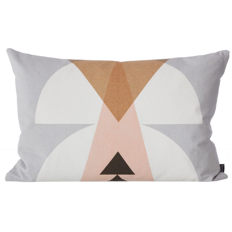 Inka tyyny, harmaa ryhmässä Tekstiilit / Viltit & Koristetyynyt @ ROOM21.fi (128204)