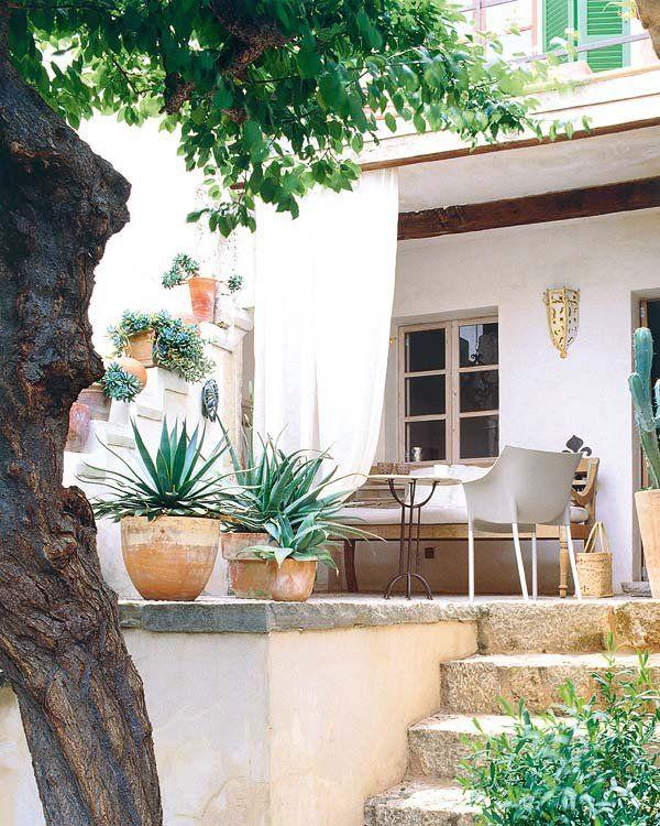 Una Casa De Campo Con Encanto Tuin