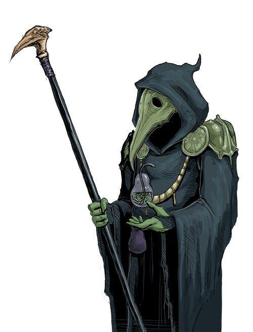 Plague Knight Plague Knight Plague Doctor Knight