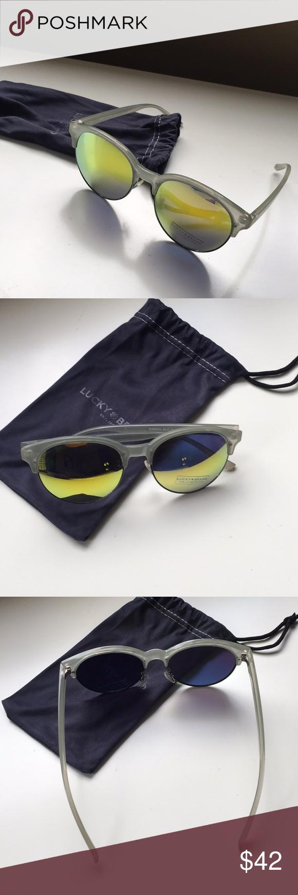 2375483ac9a Lucky brand sunglasses 🕶 🎁🌺 Brand New summer sunglasses by lucky brand  🌺🎁🌺🎁🌺 lucky brand Accessories Sunglasses