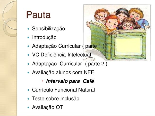 Portfolio Adaptacao Curricular Curriculo Funcional Adaptacao