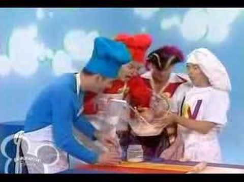 The Wiggles Crunchy Munchy Honey Cakes
