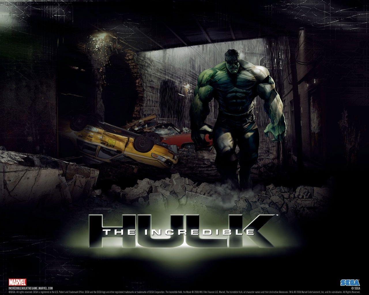 Wonderful Hulk Game Wallpaper