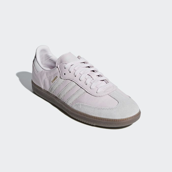 lowest price quite nice differently Samba OG Shoes in 2019 | Shoes, Pink adidas, Adidas samba