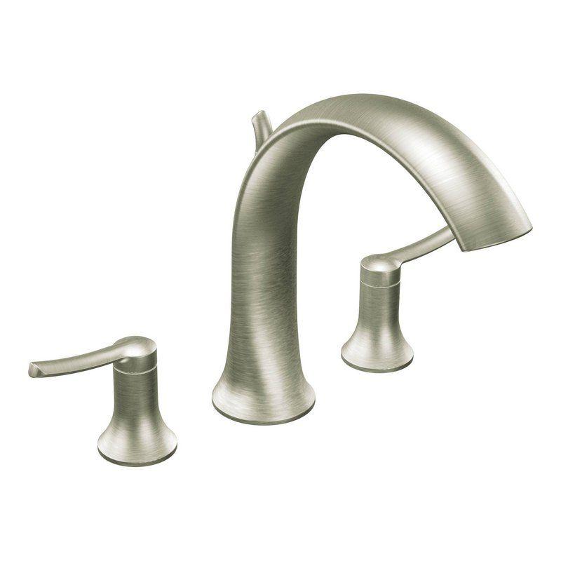 Moen Ts21703 Roman Tub Faucets Tub Faucet Brushed Nickel