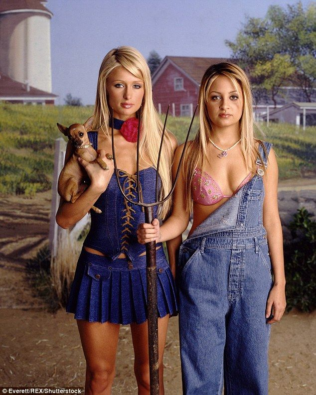 History: Paris famously starred with Sofia's older sister Nicole in reality series The Simple Life from 2003-2007
