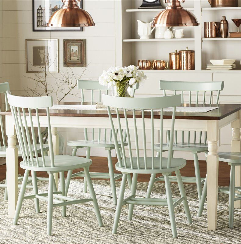 Leamont Dining Table Farmhouse Dining Table Solid Wood Dining