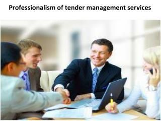Professionalism Of Tender Management Services Debt Relief Programs Loans For Bad Credit Cash Today