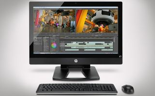 HP Z1 all-in-one workstation review | Reviews | Computer workstation