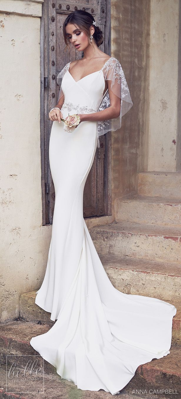 Photo of Anna Campbell 2019 Wedding Dresses – Wanderlust Bridal Collection – Belle The Magazine
