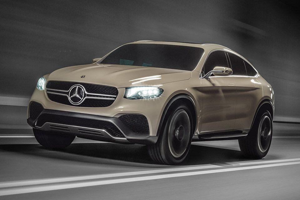 Mercedes Benz Concept Glc Coupe Benz Mercedes Benz Benz Car