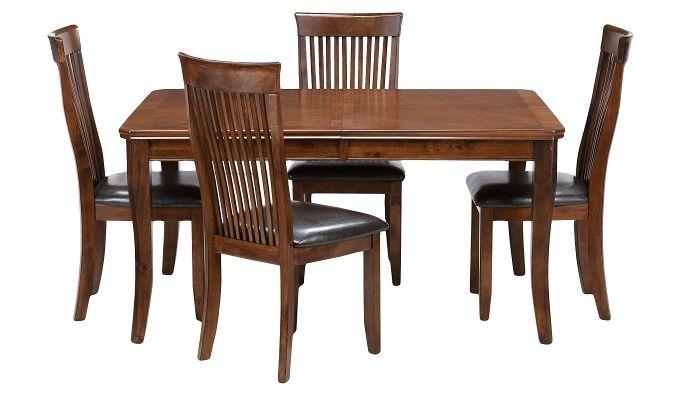 Slumberland Furniture Cayman Collection Dining Set