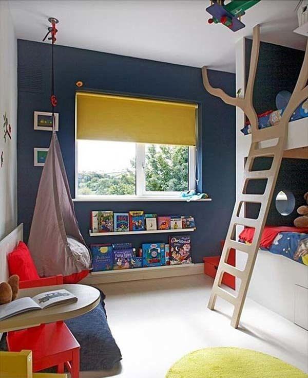 Maravilloso De dormitorios infantiles muy originales Estilo Y Funcionalidad - Dormitorios infantiles muy originales - Decoración de ...