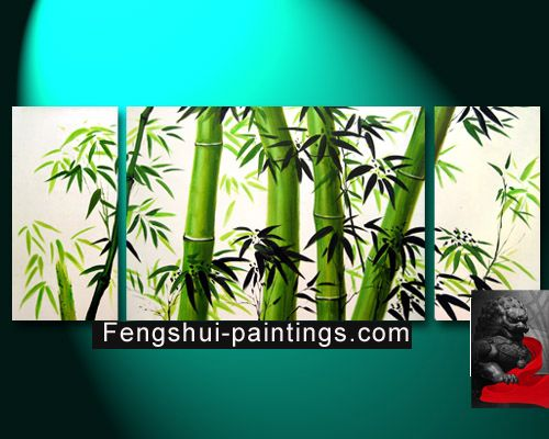 Feng Shui Paintings Canvases Modern