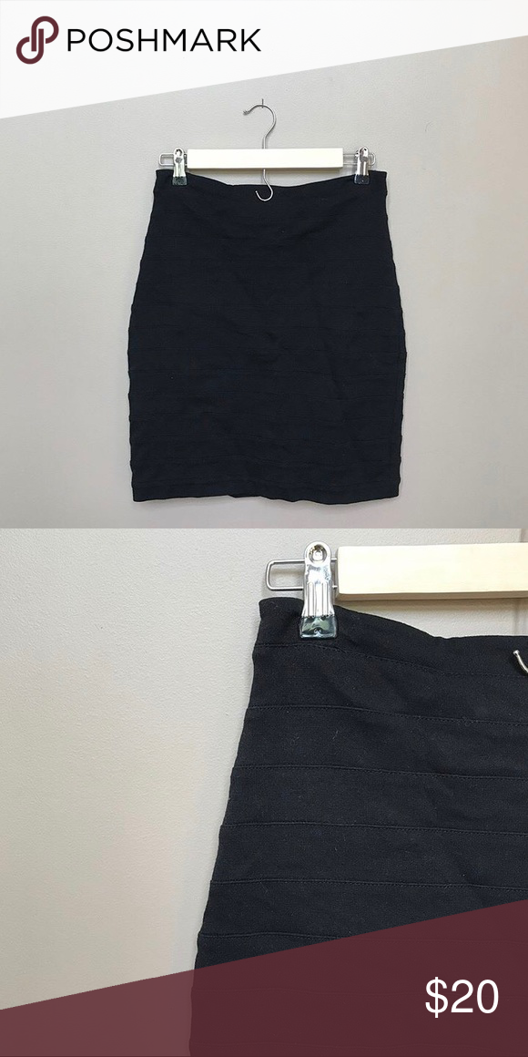 Express Professional Skirt. Black skirt for work! Just