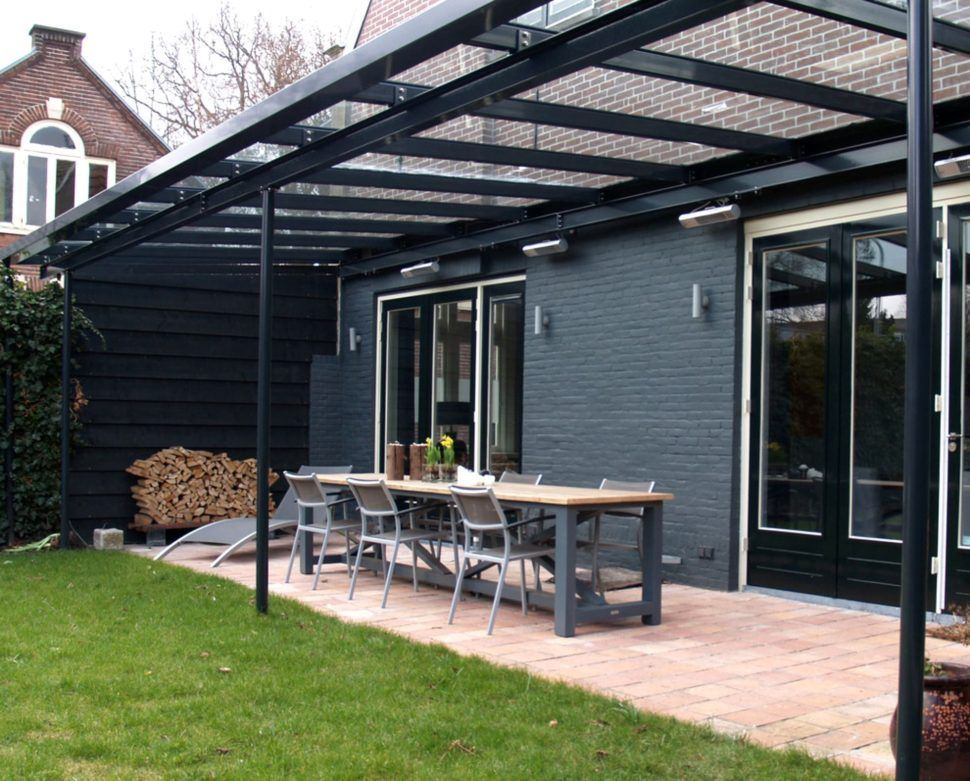 Pergola Ideas Stylish Covered Patio Ideas Clear Pergola Roofing With Roof Corrugated Sheet Plastic Cladding Perspex Sheet Patio Design Patio Contemporary Patio