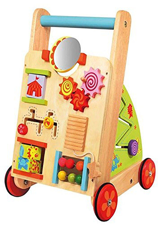 Lauflern Wagen Amazon De Spielzeug Detskie Hodunki Detskie Igry Yashik Dlya Cvetov