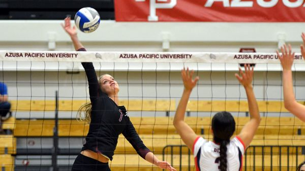 Weathering The Storm Volleyball Azusa Pacific Athletics Azusa Pacific Azusa Pacific University Azusa