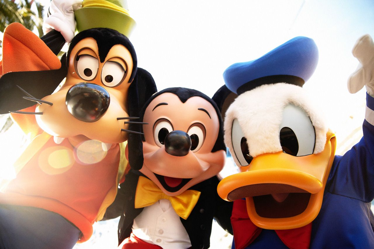 Quiz: Which Mickey and Friends Character are You? | Oh My Disney I got Mickey mouse