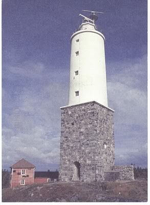 Finland, Ronnskar Lighthouse