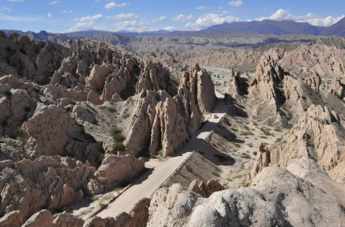 An unforgettable travel experience awaits you in Salta! Set aside time on this biking adventure to take in the surreal landscapes and geological formations.