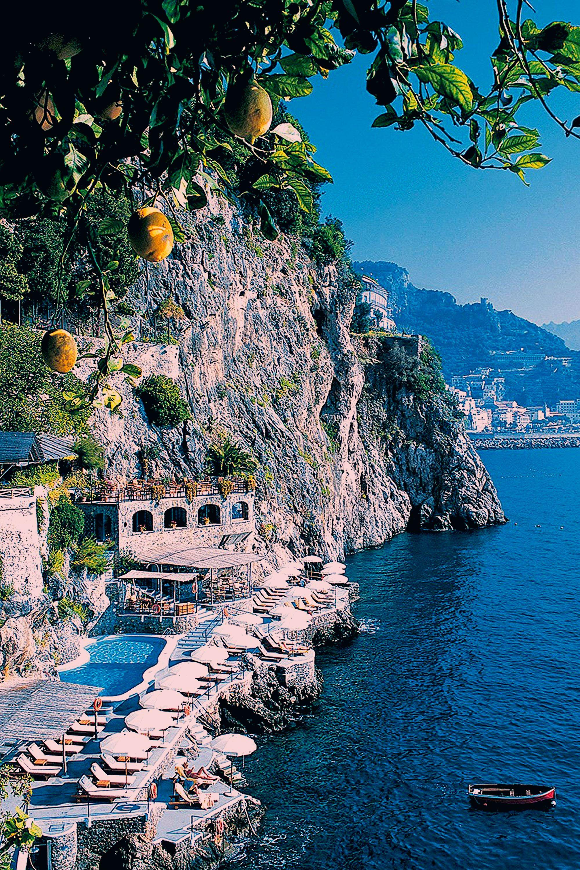 Photo of Hotel Santa Caterina in Amalfi, Italy