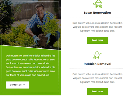 """Check out new work on my @Behance portfolio: """"Garden-House - Gardening and Landscaping Responsive HTM"""" http://be.net/gallery/50373437/Garden-House-Gardening-and-Landscaping-Responsive-HTM"""