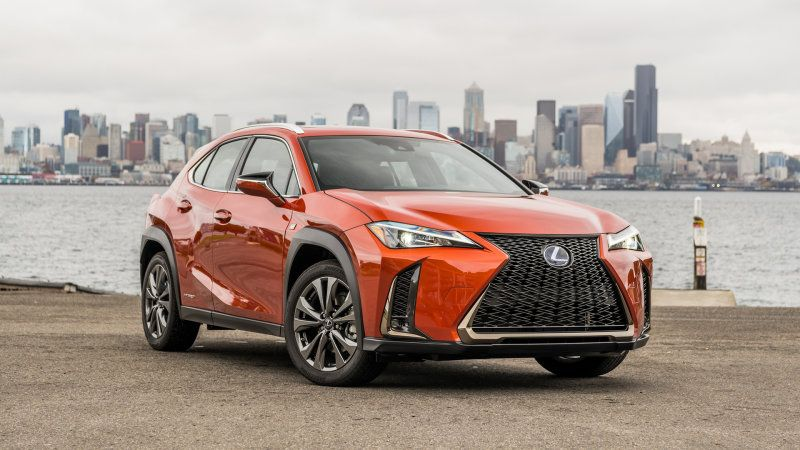 2019 Lexus UX 200 and UX 250h Reviews Buying new car