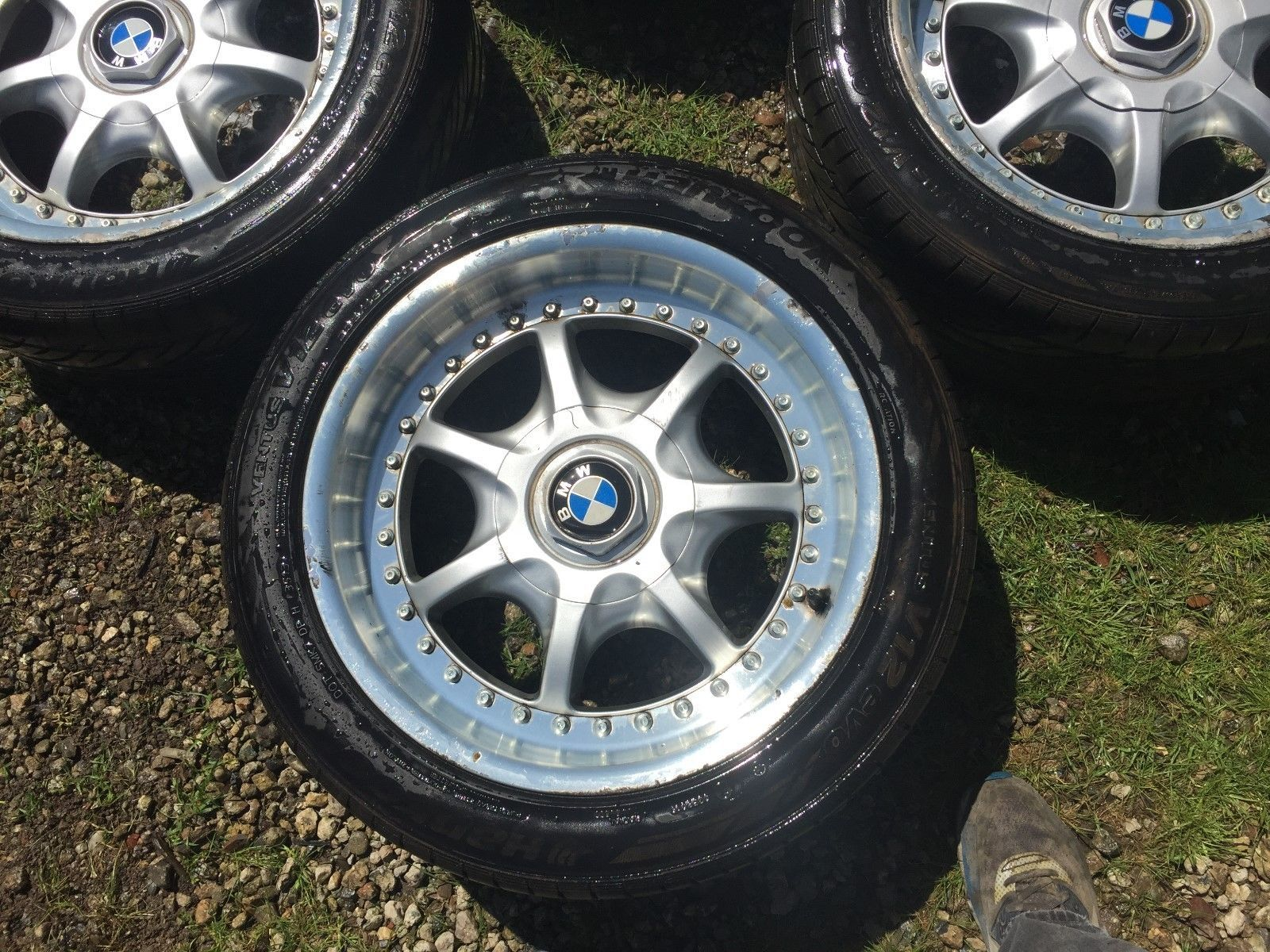 1997 2003 bmw e39 sport wheels rims 540i 530i 525i 528i 535i bbs deep dish 17 ebay [ 1600 x 1200 Pixel ]
