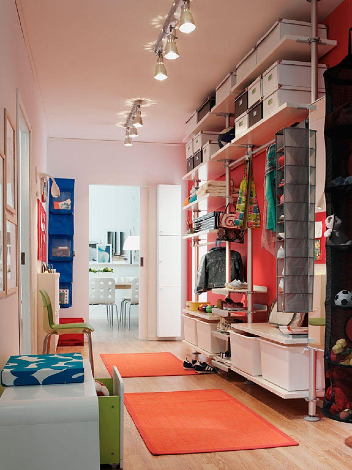 Fur Grosse Raume Begehbarer Kleiderschranke Universal Einsetzbar
