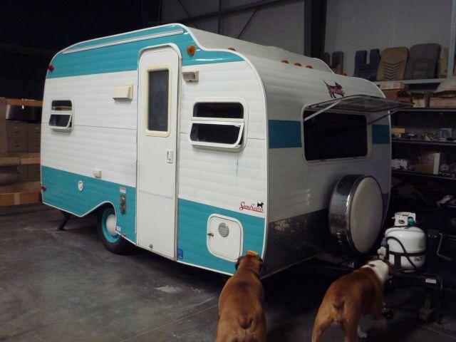 My Vintage trailer  Scotty trailer